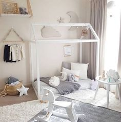 Catch another glimpse of this dreamy kid room we shared earlier last week. The Signature Quilt by Cam Cam Copenhagen also works well as a play mat Team Dane. X Pic by the sweet @tamraellis