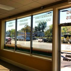 Commercial on pinterest window film commercial windows and film