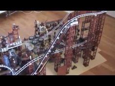 Roller Coaster Factory lego