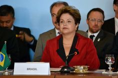 """Brazilian President Dilma Rousseff has described the ongoing Israeli offensive against the population of the Gaza Strip as a """"massacre"""". The bombardment and invasion has so far killed 1,085 Palestinians, the majority of whom were civilians.Rousseff was"""