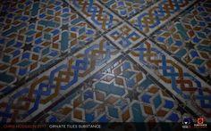 ArtStation - 3D World Magazine - August 2017, Issue 223 - Create Worn, Ornate Floors in Substance Designer, Chris Hodgson