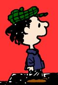 "Harold Angel is a very minor character in the Peanuts comic strip. He first appears in the strip from December 24, 1983, but is first mentioned in December 16 of that same year. In the storyline in which he first appears, Sally is in a Christmas play in which her only line is ""Hark"". Sally insists that after her line, a person named Harold Angel will sing but Charlie Brown and Linus both assume that she misunderstood or misheard, and that no child named Harold Angel is supposed to sing."