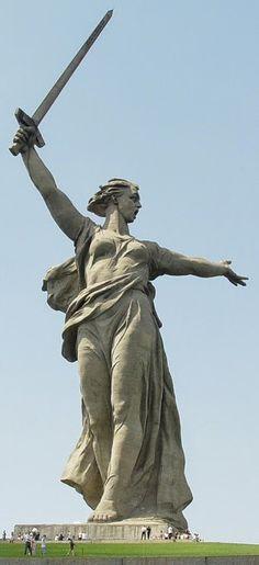 Las llamadas de la patria, la estatua más alta del mundo | Visitas Mundiales