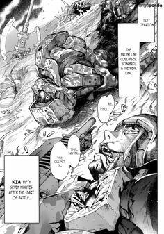 All You Need Is Kill (Ch. 6)
