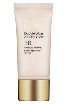 Buy Estee Lauder Double Wear All Day Glow BB Moisture Makeup SPF 30 and earn Advantage Card points on purchases. Estee Lauder Double Wear, Estee Lauder Free Gift, Estee Lauder Makeup, Joan Smalls, Beauty Make Up, Beauty Care, Top Beauty, Beauty Book, Mascara