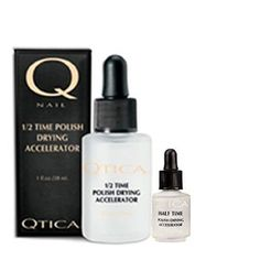 Qtica Half Time Polish Drying Accelerator  1 oz with 25 oz Bottle Set >>> Read more  at the image link.Note:It is affiliate link to Amazon.