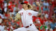 Another solid outing by John helped Reds grab a series opener win against Cardinals tonight. Proud Dad . Mlb Reds, Reds Baseball, Proud Dad, Cincinnati Reds, Cardinals, Dads, Product Launch, Fathers