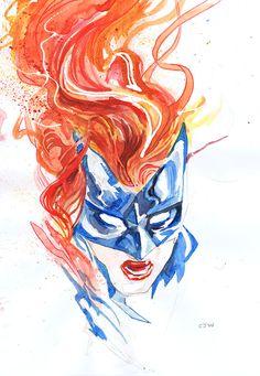 Batwoman by Christian Ward