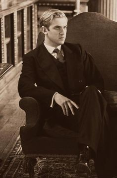 Matthew Crawley #DowntonAbbey season 3
