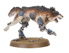 Space Wolves Cyberwolf - Games