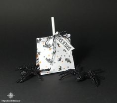 Stampin' Up! Halloween-Goodies, Spooky fun