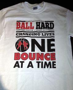 Ball Hard Basketball