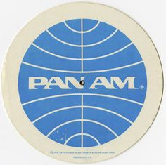 Before we all had handy smartphones, airlines gave out manual time converters on international flights - Pan Am