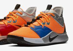 6d5c59b9d44d Nike PG 3 NASA Paul George Release Date