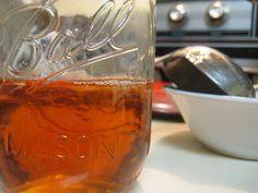 What Julia Ate: Earl Grey Tea Jelly