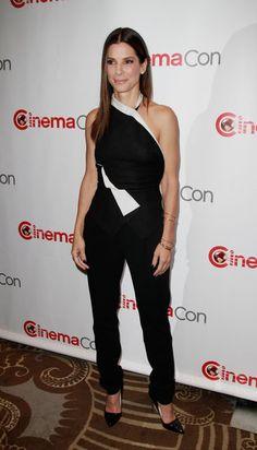 Sandra Bullock @CinemaCon | News & Pics here