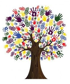 Make a tree of your adult volunteers and/or girls in your service unit. Use it at your final meeting for the GS year to show solidarity and say thanks.