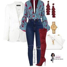 IG • StyleByDNicole;