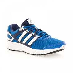 Adidas Performance Adidas Men's Duramo 6 Running Shoes (Blue/Navy/White) - Adidas Performance from Loofes UK