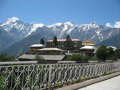 #Tourism Info on #Shimla, capital of beautiful Himalayan State of Himachal Pradesh, India.