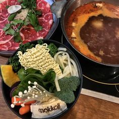 [I ate] shabu with beef belly and fire crab soup! http://ift.tt/2nL8tLG #TimBeta