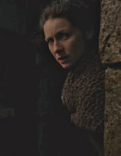 "Claire Fraser (Caitriona Balfe) in ""Wentworth Prison"" of Outlander of Starz via http://outlander-online.com/2015/05/21/1390-uhq-1080p-screencaps-of-episode-1x15-of-outlander-wentworth-prison/"