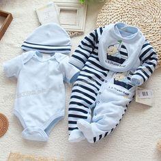 46693000d Aliexpress.com  Compre 2014 verão roupas de bebê recém nascido geral menina    menino