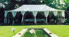 let's meet for dinner under that tent @Kelly Teske Goldsworthy Shepard what if we did one long table?