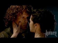Outlander - a tribute to Jamie ♥ Claire (Fallen Through Time/ Skye Boat song) - YouTube