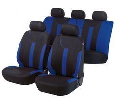Unser schwarz-blauer Autositzbezug Dorset überzeugt zudem durch sein sportlich-elegantes Design. Dank der universellen Passform ist der Sitzbezug auch für Ihren Wagen bestens geeignet. So wird Ihr Autoinnenraum zu einem absoluten Hingucker.