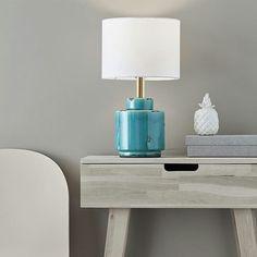 Vi digger denne nye lampen fra @markslojd! Cous bordlampe