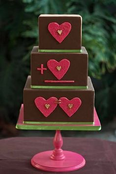 from CakeWrecks.com ~ Sunday Sweets: The Love Connection ~ SUN February 9, 2014