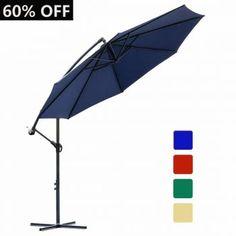 Offset Patio Umbrella, Look Good Feel Good, One With Nature, Patio Umbrellas, Coloring Books, Feelings, Outdoor Decor, Amazon, Ribs