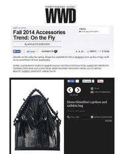 WWD Online April 2014