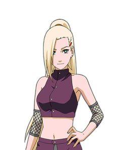 Young Ino Yamanaka render [Naruto Mobile] by on DeviantArt Naruto Girls, Anime Naruto, Naruto Oc, Otaku Anime, Anime Girls, Hinata, Ino Naruto Shippuden, Shikamaru, Itachi