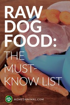 The ultimate beginners guide to raw dog food sneak preview feeding fido raw dog food would seem to be a straightforward and super easy task for forumfinder Choice Image