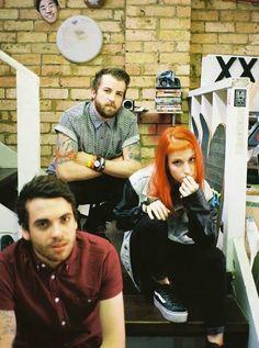 Hayley, Jeremy, Taylor