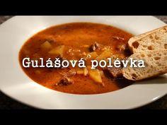 Myslíme si, že by sa vám mohli páčiť tieto piny - Czech Recipes, New Recipes, Ethnic Recipes, Recipies, Thai Red Curry, Stew, Pork, Food And Drink, Cooking