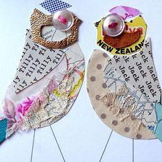 Personalised Love Bird Wedding Card