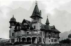 Damaso Escauriaza Palace in Bilbao. Does no longer exist unfortunately.