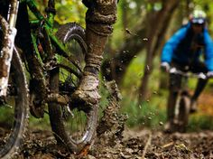 Mud, wet and gears