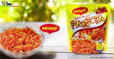 #Maggi #Pazzta #Tomato 64GM @ Rs. 25/- Kiraanastore. Get Quick Home Delivery!!