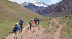Trekking in Aconcágua