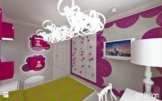 nowoczesne wnętrza pokoi dla dzieci Pokój dziecka - zdjęcie od ARTDESIGN architektura wnętrz