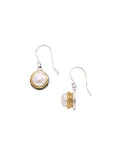 Simple Pearl Earrings | Jewelry by Silpada Designs
