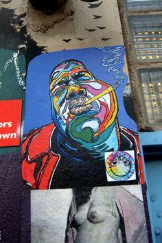 NYC - LES: Streetart
