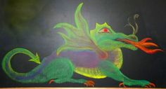 Michaelmas Dragon