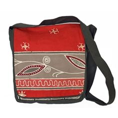 Safari Shoulder Bag by Tribal Textiles of Zambia.  http://www.worldtravelart.com/Safari_Shoulder_Bag_p/00txsbag.htm