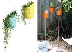 modern planters - Google Search