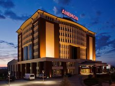 Malatya Anemon Malatya Hotel Turkey, Europe The 5-star Anemon Malatya Hotel offers comfort and convenience whether you're on business or holiday in Malatya. Offering a variety of facilities and services, the hotel provides all you need for a good night's sleep. Facilities like 24-hour front desk, facilities for disabled guests, luggage storage, Wi-Fi in public areas, car park are readily available for you to enjoy. Each guestroom is elegantly furnished and equipped with handy ...